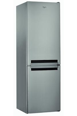 avis clients pour le produit refrigerateur congelateur en bas whirlpool bsnf8131ox inox. Black Bedroom Furniture Sets. Home Design Ideas