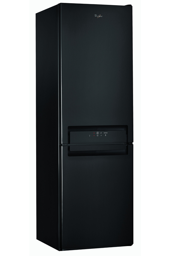 refrigerateur congelateur en bas whirlpool bsnf8993pb darty. Black Bedroom Furniture Sets. Home Design Ideas