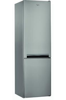 Refrigerateur congelateur en bas BSNF9101OX Whirlpool