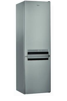 Refrigerateur congelateur en bas BSNF9452OX INOX Whirlpool