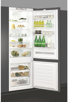 Refrigerateur congelateur en bas Whirlpool SP408001 194CM