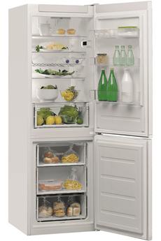 Refrigerateur congelateur en bas Whirlpool W5821EFW1