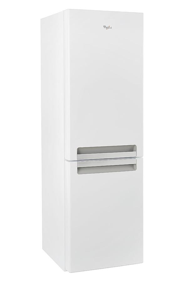 refrigerateur congelateur en bas whirlpool wba3327nf 3734439 darty. Black Bedroom Furniture Sets. Home Design Ideas