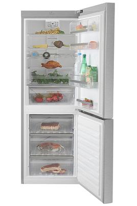 refrigerateur congelateur en bas whirlpool wba34983dfcix inox 3734390. Black Bedroom Furniture Sets. Home Design Ideas