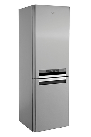 refrigerateur congelateur en bas whirlpool wba36992nfcix inox darty. Black Bedroom Furniture Sets. Home Design Ideas
