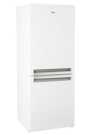 refrigerateur congelateur en bas whirlpool wba4328nfw darty. Black Bedroom Furniture Sets. Home Design Ideas