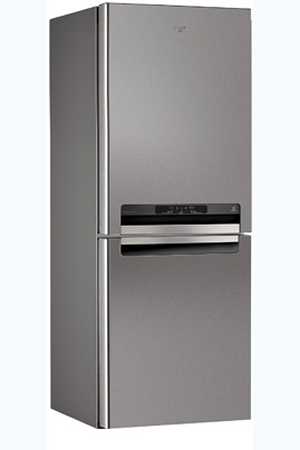 refrigerateur congelateur en bas whirlpool wba43983nfcix inox darty. Black Bedroom Furniture Sets. Home Design Ideas