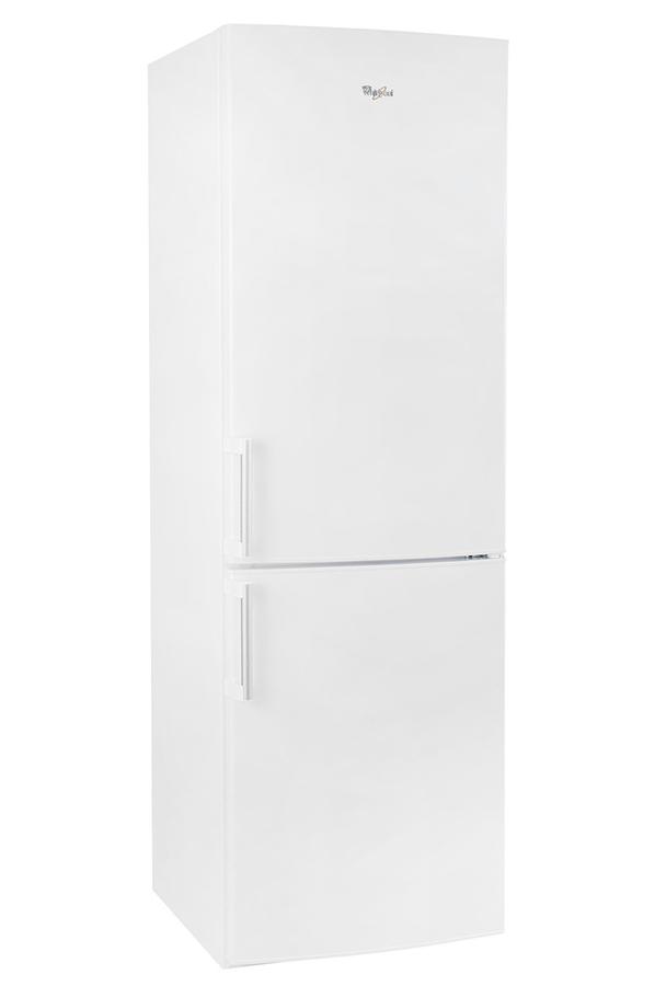 refrigerateur congelateur en bas whirlpool wbe34152w 3749916 darty. Black Bedroom Furniture Sets. Home Design Ideas