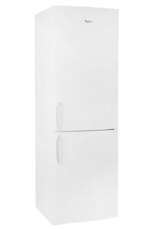 refrigerateur congelateur en bas whirlpool wbe34152w darty. Black Bedroom Furniture Sets. Home Design Ideas