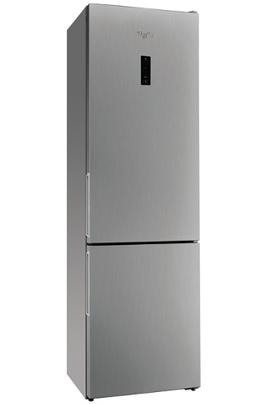 Volume 338 L - Dimensions HxLxP : 189x60x72 cm - A++ Réfrigérateur à froid ventilé 234 L Congélateur à froid ventilé 104 L Compartiment Fresh Box - Eclairage LED