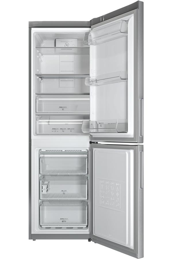 Refrigerateur congelateur en bas whirlpool wnf8t2ox darty - Refrigerateur congelateur en bas ...