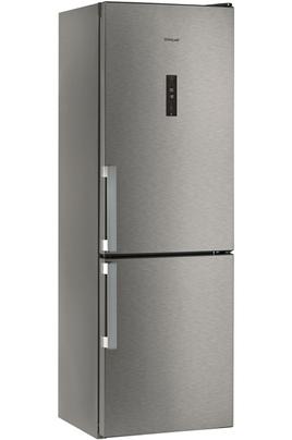 Volume 338 L - Dimensions HxLxP : 189x60.1x72.9 cm - A+++ Réfrigérateur à froid ventilé 234 litres Congélateur à froid ventilé 104 litres 6ème Sens - Compartiment fraîcheur