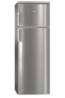 Refrigerateur congelateur en haut S52710DDX0 INOX Aeg
