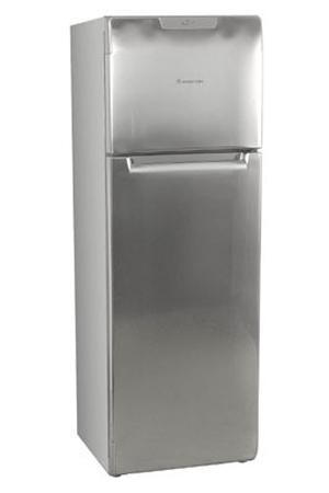 refrigerateur congelateur en haut ariston mtm 1722 v inox mtm1722v darty. Black Bedroom Furniture Sets. Home Design Ideas