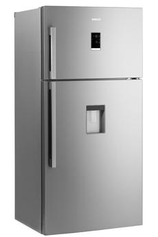 refrigerateur congelateur en bas beko cn161220d comparer. Black Bedroom Furniture Sets. Home Design Ideas