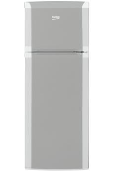 Refrigerateur congelateur en haut DSA25021X Beko