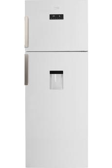 Refrigerateur congelateur en haut RDNE455E31DZW Beko