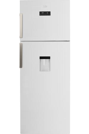 refrigerateur congelateur en haut beko rdne455e31dzw darty. Black Bedroom Furniture Sets. Home Design Ideas