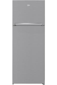 Refrigerateur congelateur en haut Beko RDNE455K30ZXB