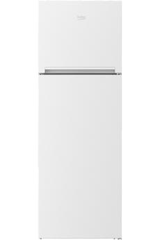 Refrigerateur congelateur en haut RDNT270I20W Beko