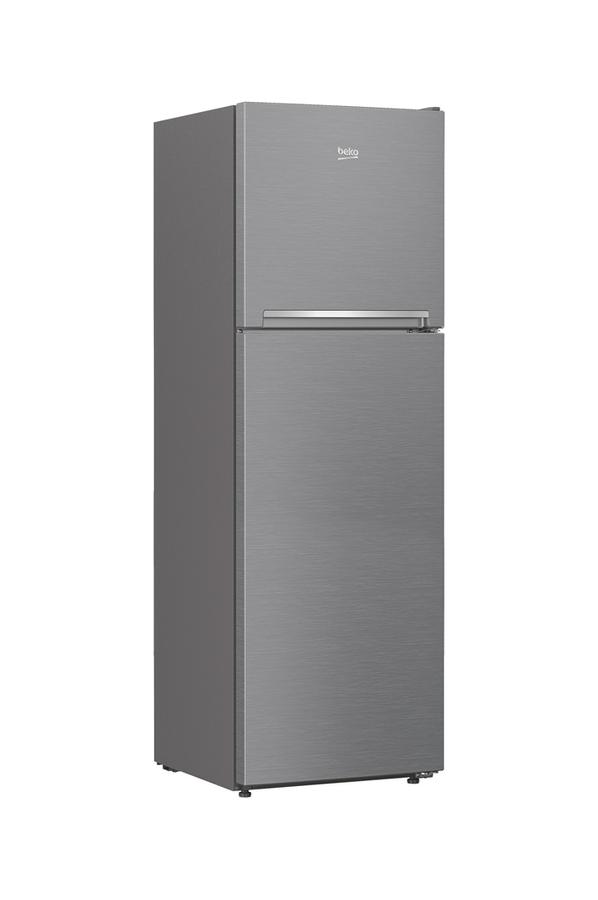 refrigerateur congelateur en haut beko rdnt270i20s. Black Bedroom Furniture Sets. Home Design Ideas
