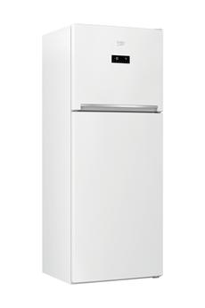 Refrigerateur congelateur en haut RDNT470E20ZW Beko