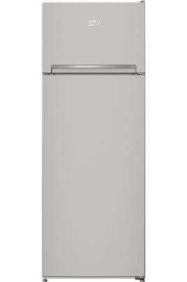 Volume 223 L - Dimensions HxLxP : 146,5x54x60 cm - A+ Réfrigérateur froid statique 177 L Congélateur dégivrage simplifié 46 L Ouverture sans débord