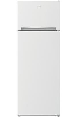Volume 223 L - Dimensions HxLxP : 146,5x54x60 cm - A+ Réfrigérateur froid statique 177 L Congélateur avec dégivrage facilité 46 L Ouverture sans débord