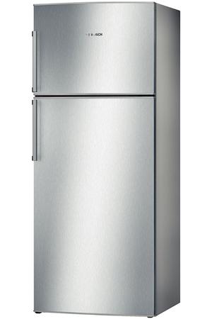 refrigerateur congelateur en haut bosch kdn53vl20 inox darty. Black Bedroom Furniture Sets. Home Design Ideas