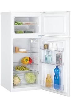 Refrigerateur congelateur en haut Candy CCDS 5122W Darty