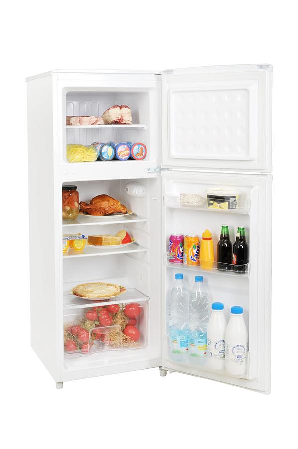 refrigerateur congelateur en haut candy cfd2050 3023931 darty. Black Bedroom Furniture Sets. Home Design Ideas
