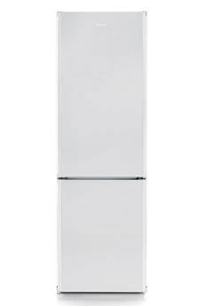 Refrigerateur congelateur en bas CKBS 2165W Candy