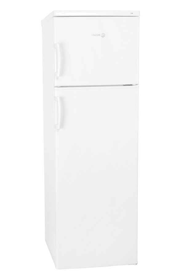 refrigerateur congelateur en haut fagor fa256 blanc 3278786 darty. Black Bedroom Furniture Sets. Home Design Ideas