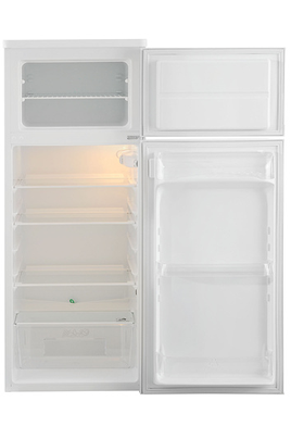 refrigerateur congelateur en haut faure frt23100wa 3733203. Black Bedroom Furniture Sets. Home Design Ideas