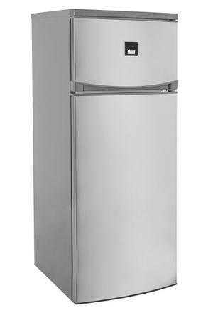 refrigerateur congelateur en haut faure frt23100xa inox. Black Bedroom Furniture Sets. Home Design Ideas