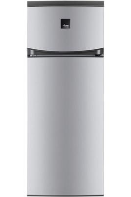 Volume 228 L - Dimensions HxLxP : 140.4x54.5x60.4 cm - A+ Réfrigérateur à froid statique 184 L Congélateur à froid statique 44 L Faible encombrement