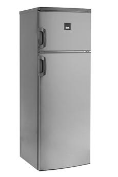 Refrigerateur congelateur en haut FRT27101XA INOX Faure