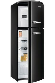 Refrigerateur congelateur en haut RF 60309 OBK Gorenje
