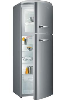Refrigerateur congelateur en haut RF 60309 OX Gorenje
