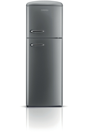 refrigerateur congelateur en haut gorenje rf 60309 ox rf60309ox inox darty. Black Bedroom Furniture Sets. Home Design Ideas