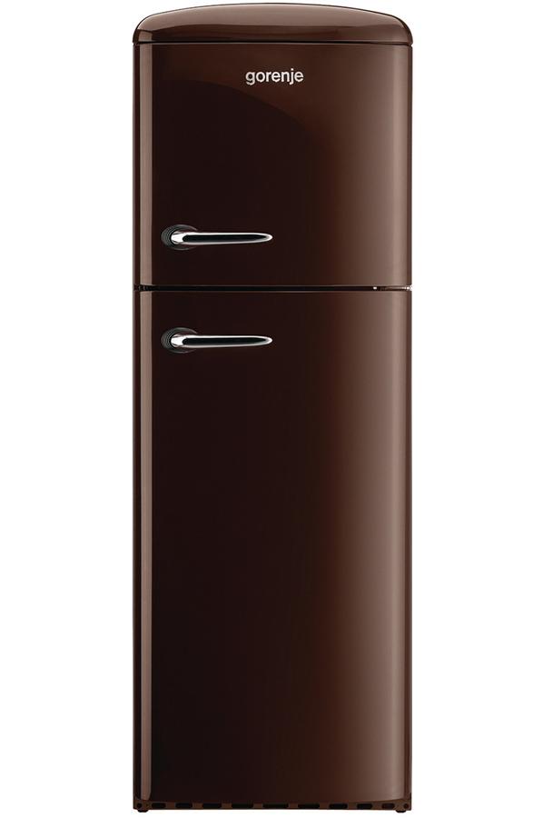 refrigerateur congelateur en haut gorenje rf 60309 och. Black Bedroom Furniture Sets. Home Design Ideas