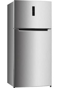 Refrigerateur congelateur en haut Haier HTM-777XNF Darty