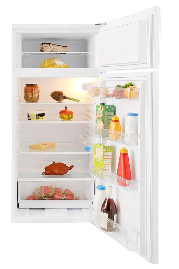 Refrigerateur congelateur en haut indesit taa 12n 3539660 darty - Indesit refrigerateur congelateur ...