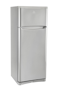 refrigerateur congelateur en haut indesit darty. Black Bedroom Furniture Sets. Home Design Ideas