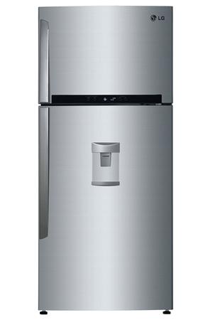 refrigerateur congelateur en haut lg grf 7848sc darty. Black Bedroom Furniture Sets. Home Design Ideas