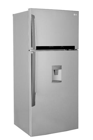 refrigerateur congelateur en haut lg grf7825ns darty. Black Bedroom Furniture Sets. Home Design Ideas