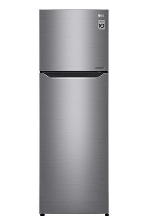 refrigerateur congelateur en haut lg gt5525ps darty. Black Bedroom Furniture Sets. Home Design Ideas