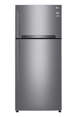 Volume 506 litres - Dimensions HxLxP : 180 x 78 x 73 cm - A++ Réfrigérateur à froid ventilé 376 litres Congélateur à froid ventilé (sans givre) 130 litres Fabrique à glaçons - Eclairage LED