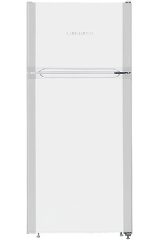 Refrigerateur congelateur en haut Liebherr CTP211