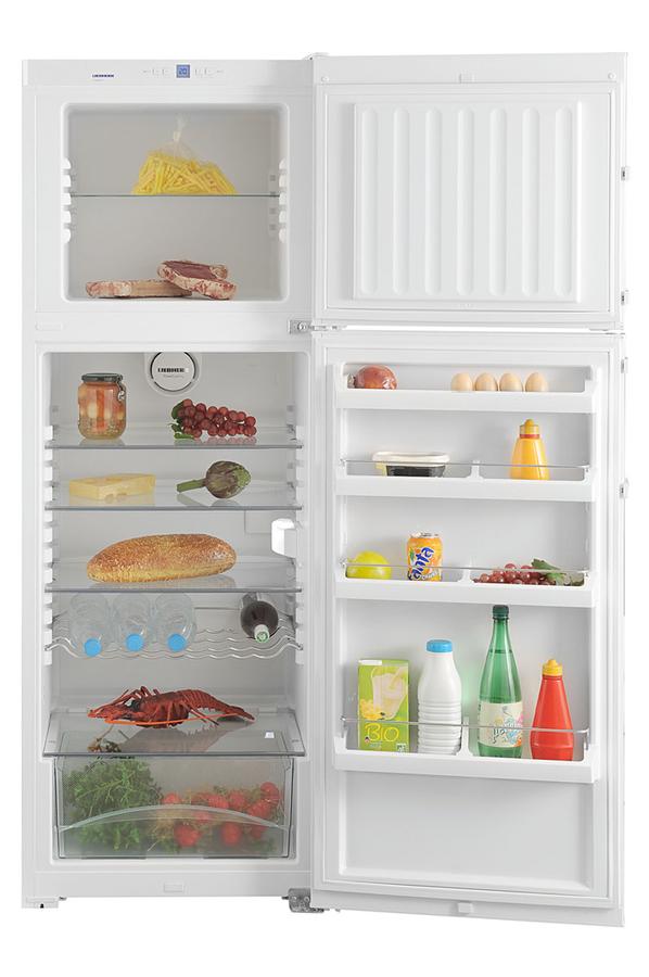 refrigerateur congelateur en haut liebherr ctp3316 21 3744779 darty. Black Bedroom Furniture Sets. Home Design Ideas